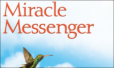 Miracle Messenger - A family's remarkable account of life after death - Signs from Above, Love from Beyond - by Virginia Michelle Hummel