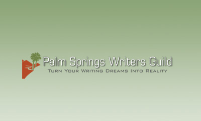 Palm Springs Writers Guild logo