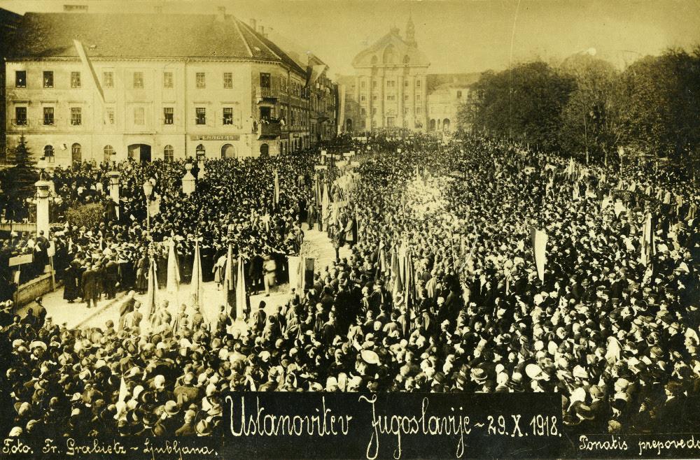 A unificación iugoslava: entre o iugoslavismo e a conveniencia