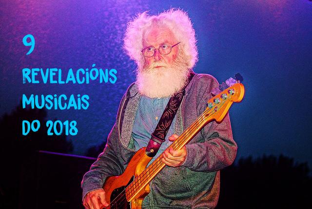 9 revelacións musicais cheirer do 2018