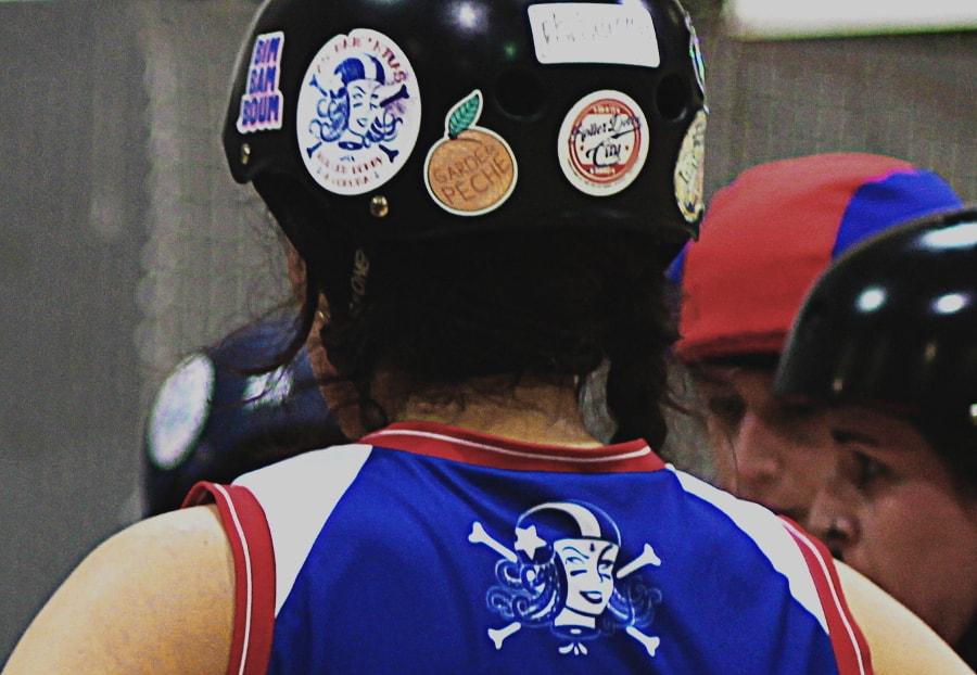"""As Brigantias Roller Derby: """"Queremos darlle máis opcións ás mulleres para facer deporte de equipo"""""""