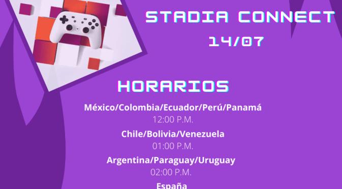 SUMMER GAME FEST – NUEVA EDICIÓN DE STADIA CONNECT