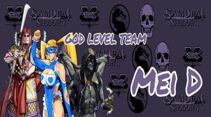 Entrevistamos a MEI_D, ganadora del torneo de MK 11, Fight Club LATAM