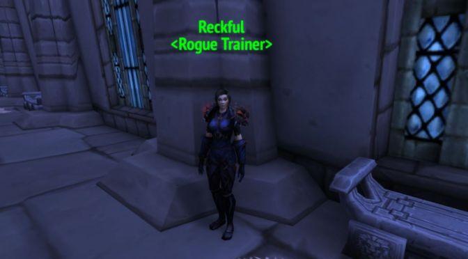 Blizzard homenajea a Reckful, el streamer que falleció, añadiendo NPC en World of Warcraft