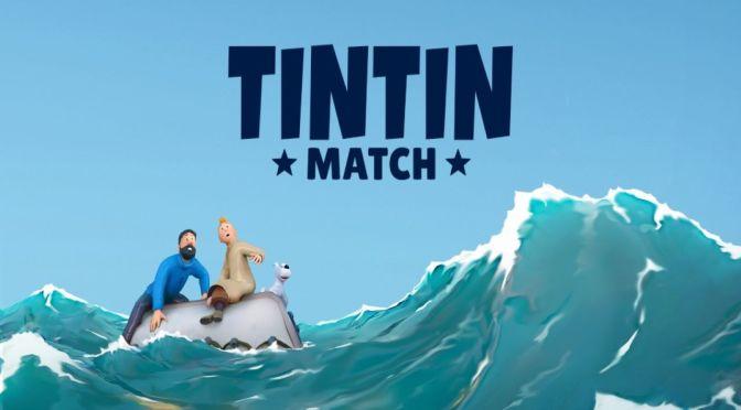 Tintín Match llega para Android e iOS  este 31 de agosto