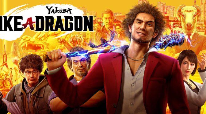 Yakuza Like a Dragon: El RPG de sega ya tiene fecha de lanzamiento