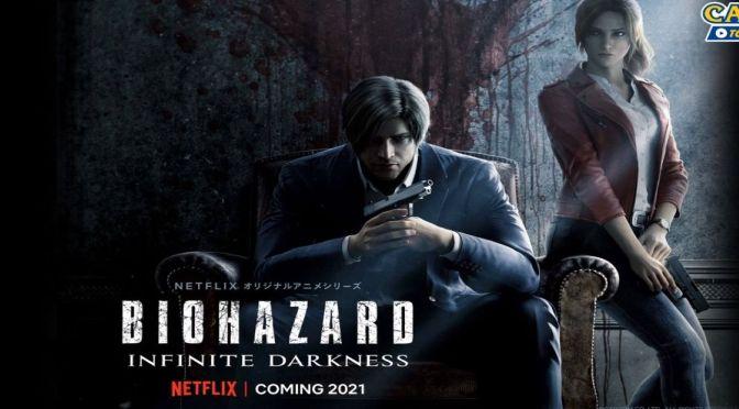 Tras filtración se anuncia  Resident Evil: Infinite Darkness para Netflix
