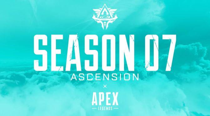 Apex Legends llega a Steam junto a la temporada 7