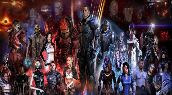 Confirmada la remake de la trilogía Mass Effect