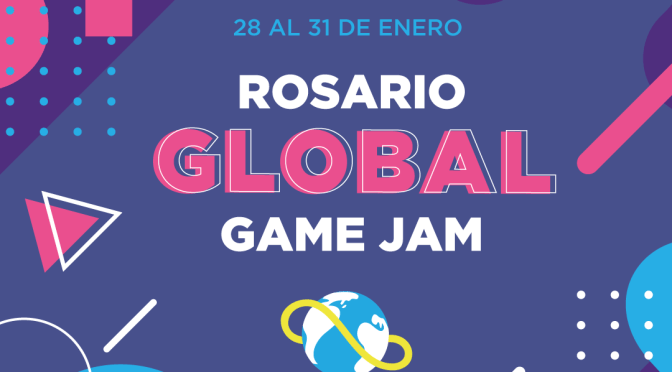 Global Game Jam 2021: Talleres y charlas desde Rosario, Argentina.