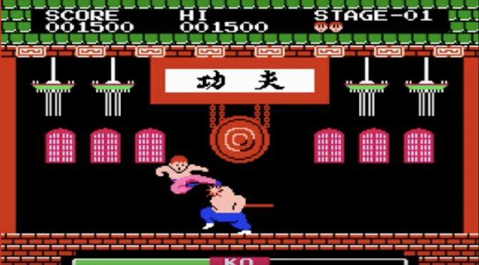 Retrogames: recordamos Yie Ar Kung Fu