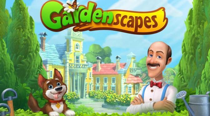 [Reseña] Garden Scapes