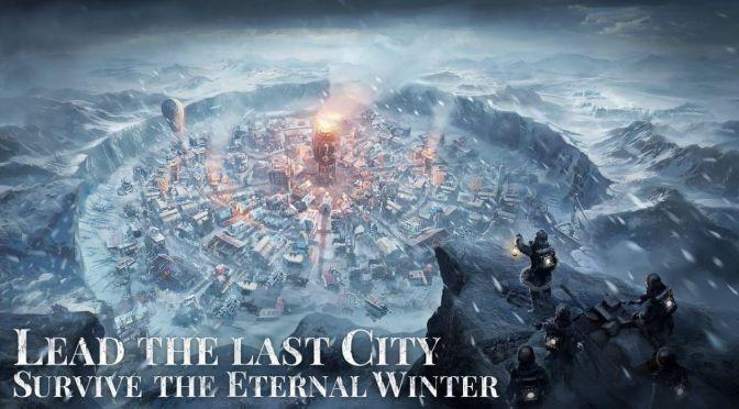 Frostpunk Rise of City: se lanzará en alfa a finales de este año.