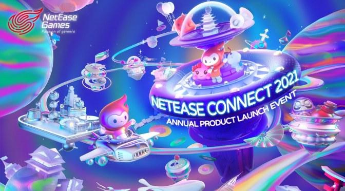 Netease Connect 2021: todos los juegos anunciados