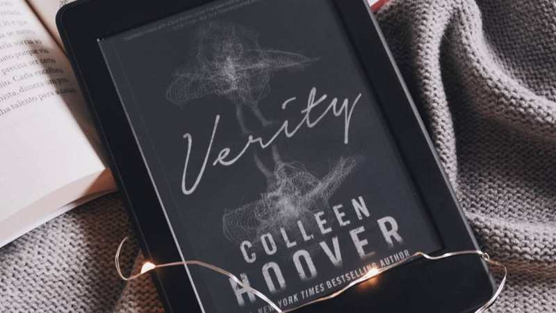 Resenha | Verity – Colleen Hoover
