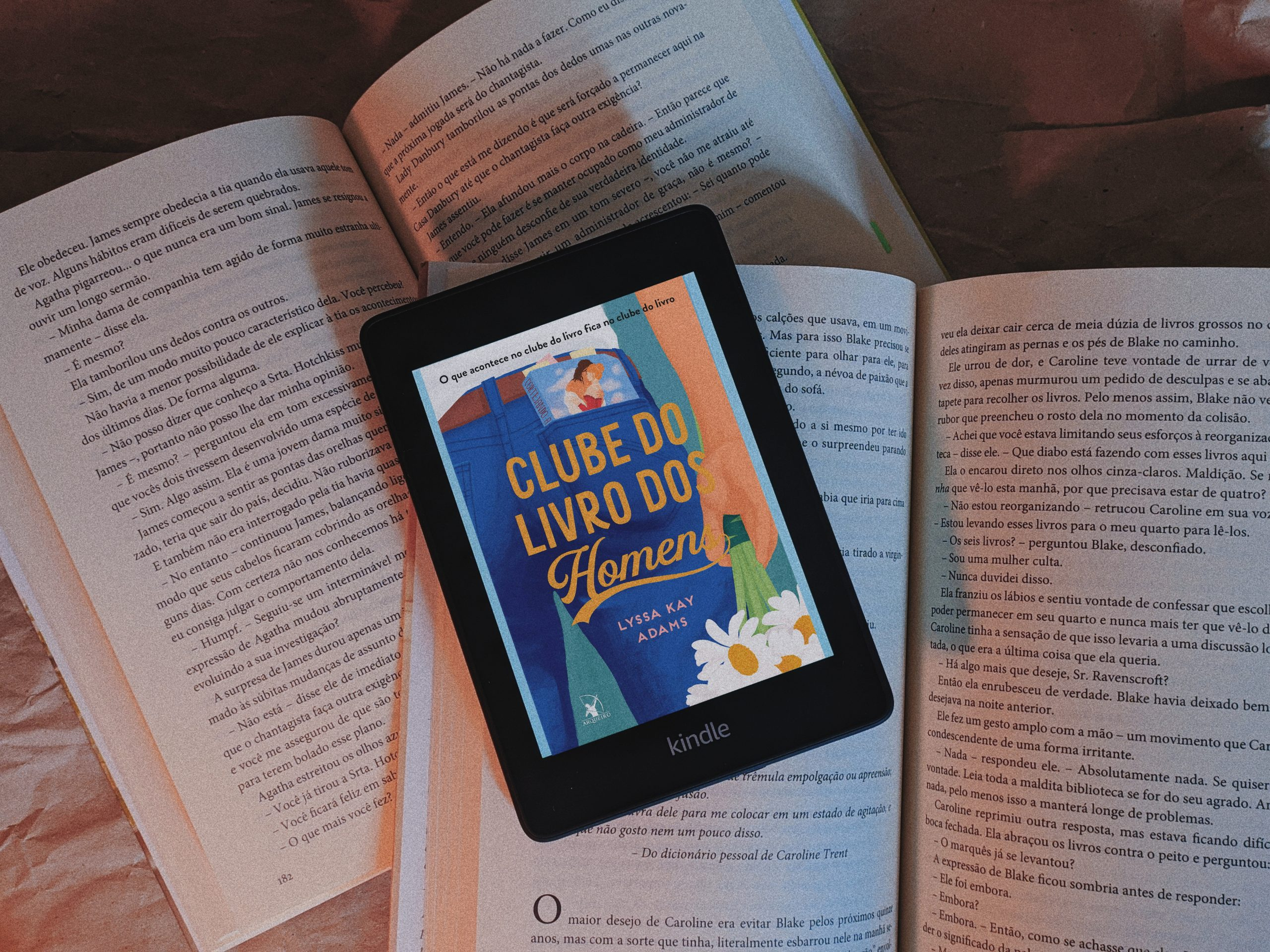 Resenha   Clube do Livro dos Homens – Lyssa Kay Adams