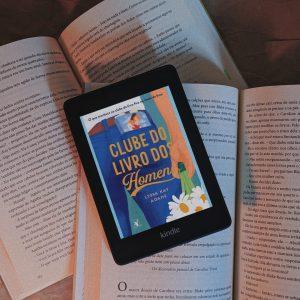 Resenha | Clube do Livro dos Homens – Lyssa Kay Adams