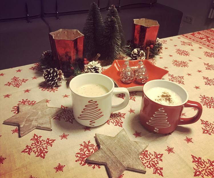 Meriendas con sabor a Navidad