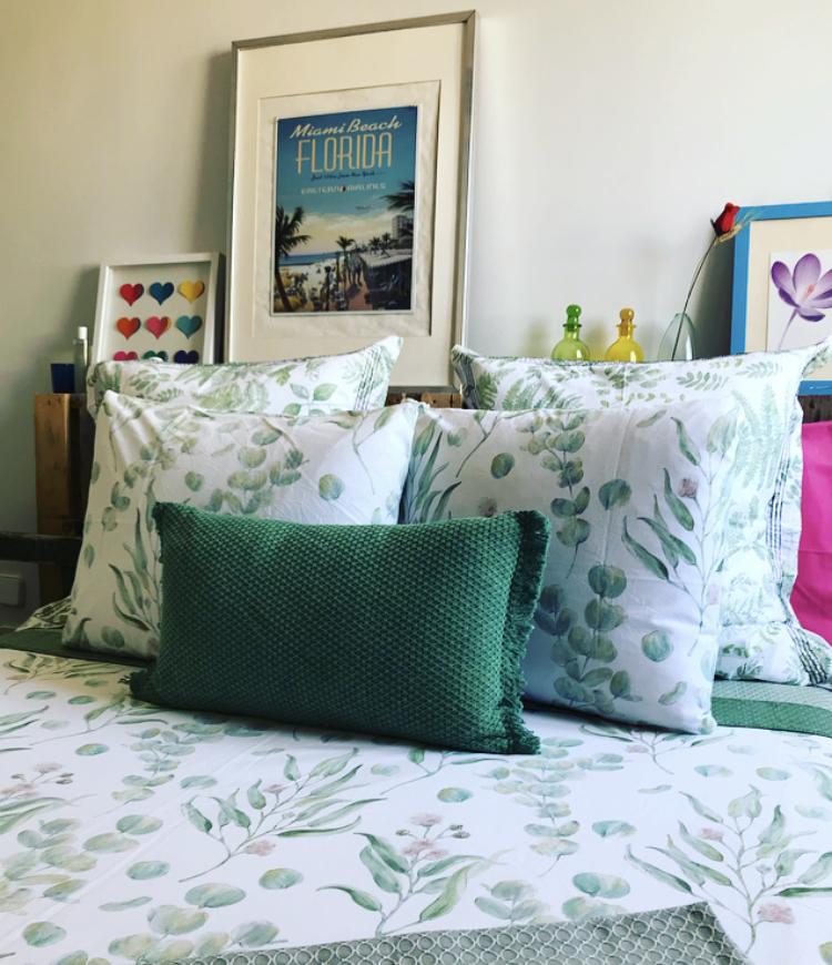 Las hojas de eucalipto en tu dormitorio