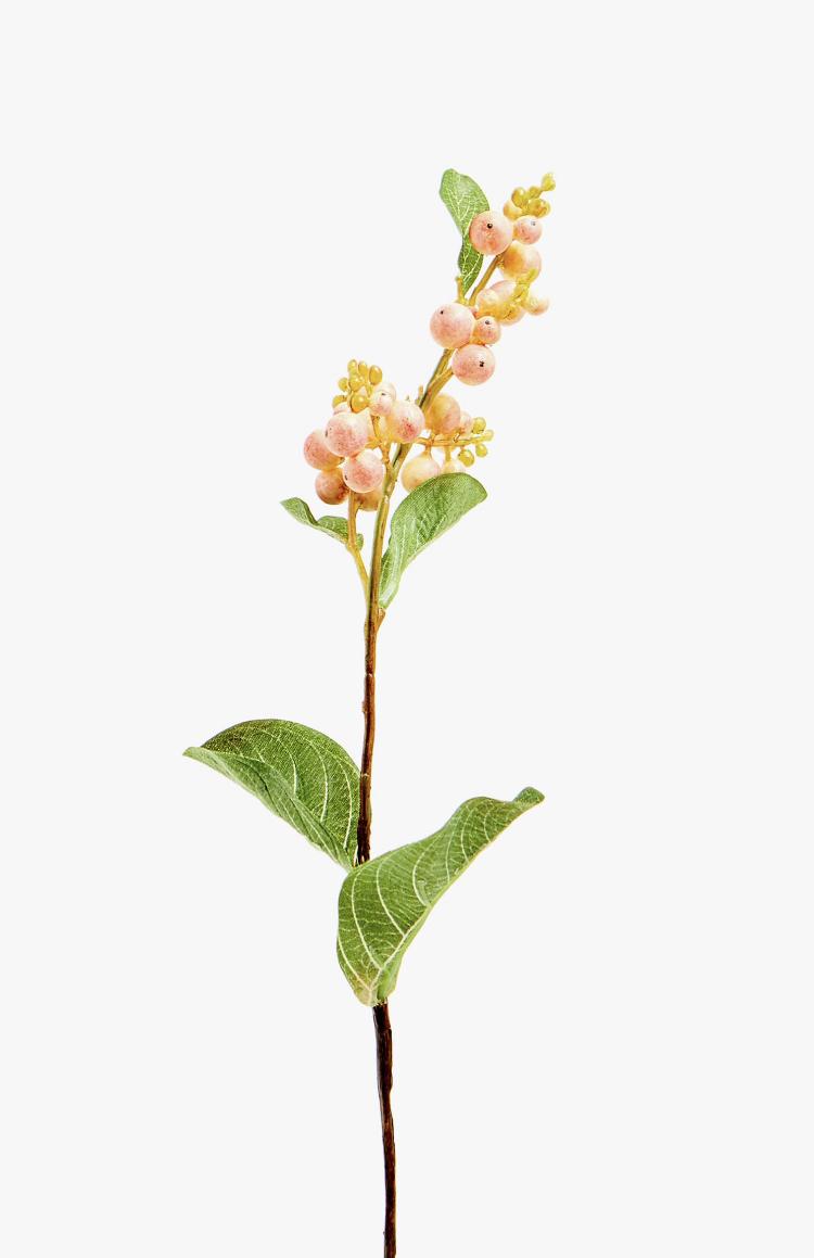 Flor de Nieve Artificial de Zara Home