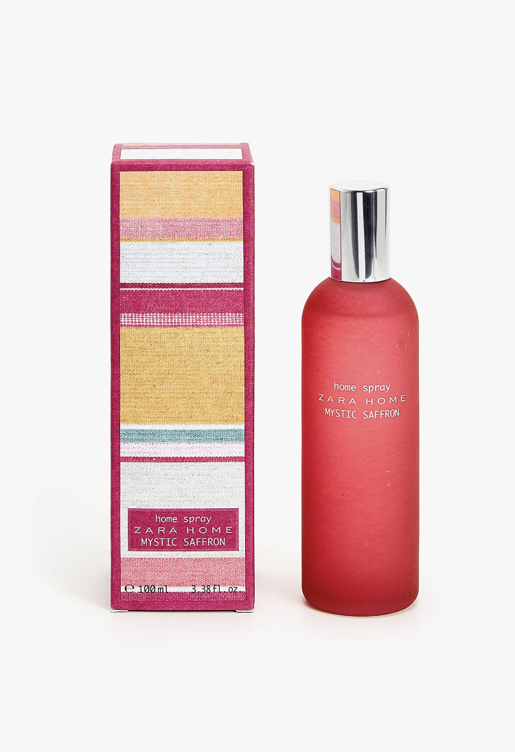 Home Spray Mystic Saffron de Zara Home