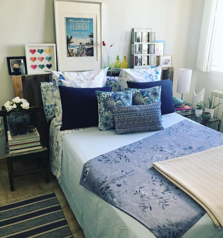 Nuestro Dormitorio en Tonos Azules