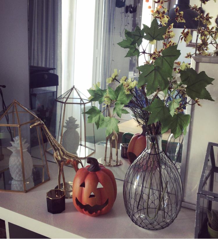 Reutiliza la Decoración de Halloween