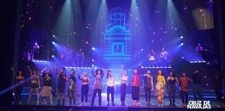 Cruz de Navajas, por Mecano, más que un musical