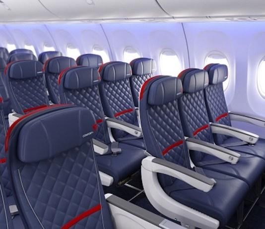 aviones asientos reclinables