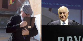 La justicia española tiene abierto un sumario sobre las prácticas de espionaje del BBVA con el apoyo de policías corruptos