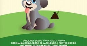 Normas sobre perros en Paracuellos de Jarama