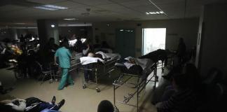 Relato de una paciente que ha visto como se morían los que estaban a su lado,