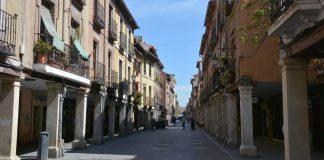 Casco urbano de Alcalá de Henares