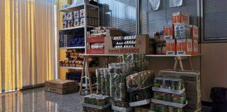 Pila de comida Arroyomolinos