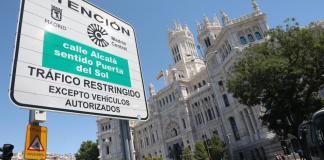 Madrid Central medidas tráfico