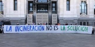 Vecinos ecologistas incineradoras Madrid