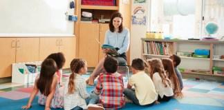 aulas menores primaria