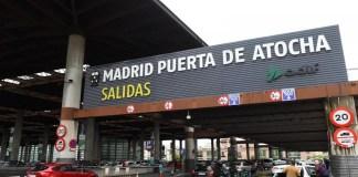 Adif Madrid Puerta de Atocha
