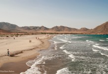 Cabo de Gata, Almería. Fotografía Greenpeace