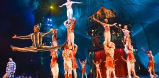 Circo del Sol en Madrid