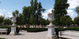Jardines de Isabel II