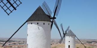 Molinos de viento Castilla La Mancha