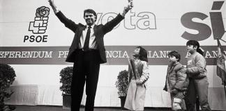 Otan Felipe vota sí