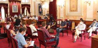 Alcalá pleno extraordinario 25AGO2020
