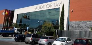 Auditorio de Arroyomolinos