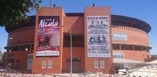 Plaza Toros Alcala Henares 2020