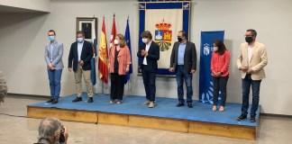 Alcaldes del sur de Madrid 20200918