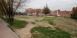 San Fermín parcela instituto