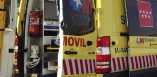 Summa 112 ambulancias