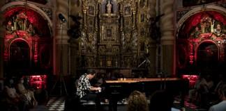 David Peña Dorantes, concierto en San Luis de los Franceses, Sevilla, 30SEP2020